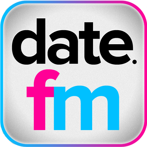 Date.fm hi-res icon